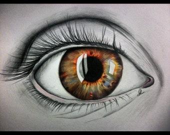 Strangers Eye