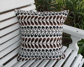 """Indoor Pillow Cover - 18"""" x 18"""" 100% Cotton Pillow Cover at In Full Bloom Co."""