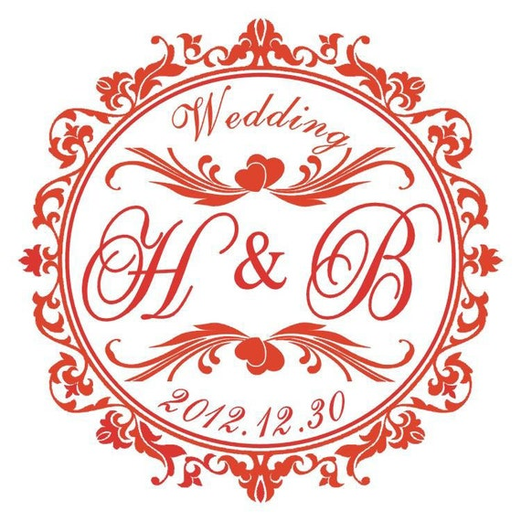 Wax Seal Stamp Wedding Invitations Special 30mm Wedding Wax Seal
