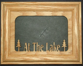 At the Lake Picture Frame 5x7
