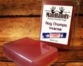 Nag Champa Incense Scented Soap 3 oz. Bar
