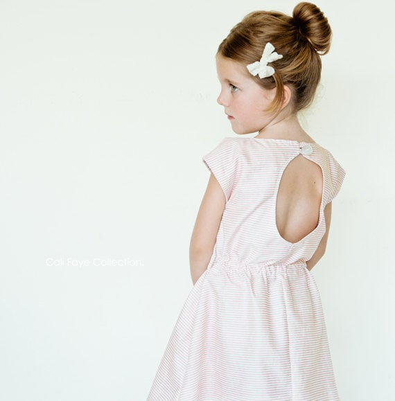 Wednesday Dress PDF pattern and tutorial sizes 12M 10