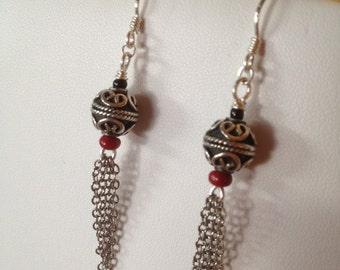 Tassel Time Earrings