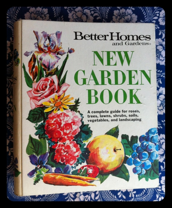 Items similar to blowout sale vintage 1972 better homes - Better homes and gardens homes for sale ...