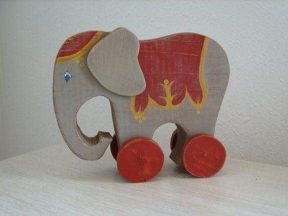 Wooden Circus Toys 10