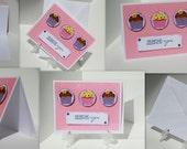 Birthday Cupcake Cards