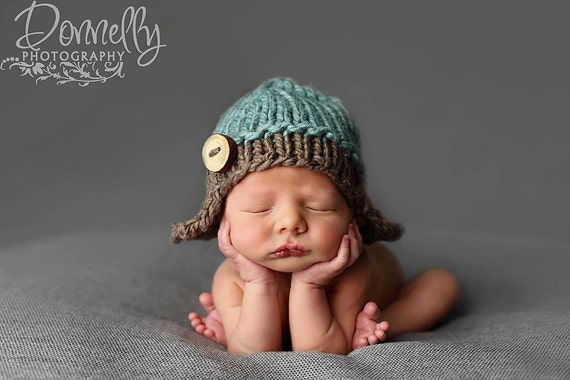 Knitting For Newborn Photography : Newborn photo props hats photography