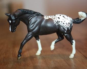 Custom Painted Breyer Horse