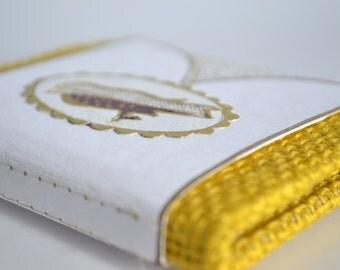 Miniature book  pop up / love birds handmade