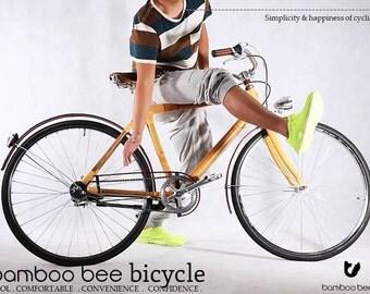 Bamboobee Revolution Bicycle