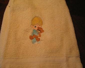 Precious Moments Bath Towel