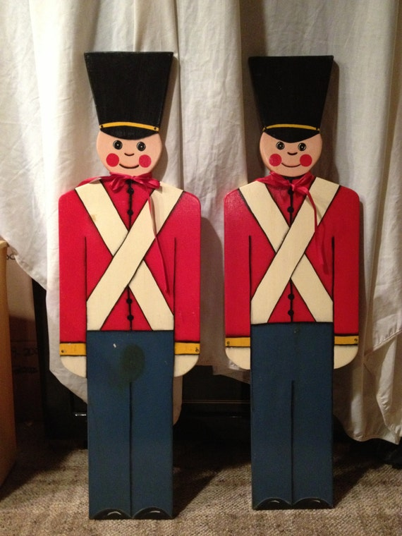 Christmas Wooden Nutcracker Soldier