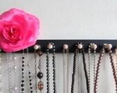 Necklace holder, Necklace Rack Necklace Display, Necklace Hanger Bracelet holder