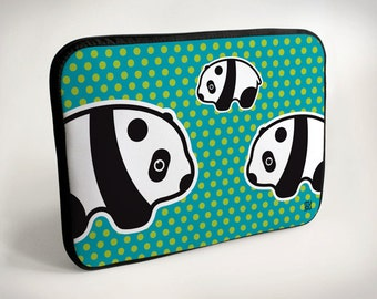 Panda - Laptop Case - Laptop Bag - Laptop Sleeve
