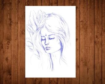 Limited Edition Print - 'Sophia lll'