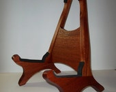 African Mahogany Acoustic Guitar Stand *** SEE NOTES