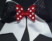 3in. Minnie Mouse Cheer Bow