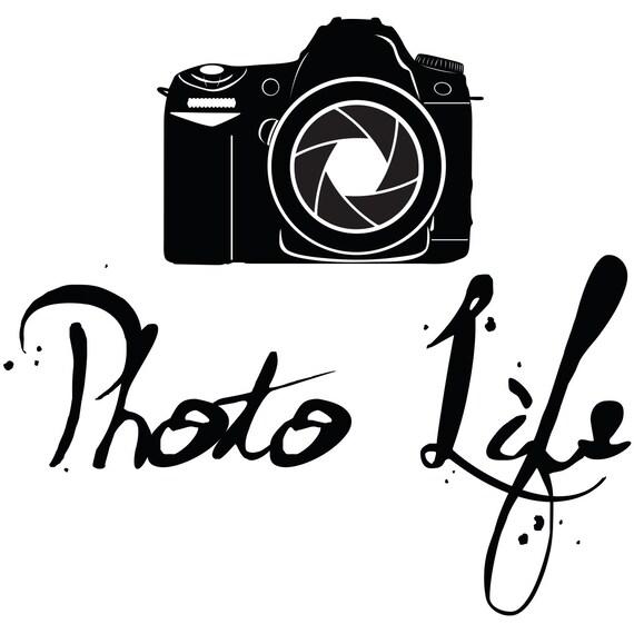 Items Similar To Photo Life Vinyl Decal Photography