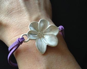 Cherry Blossom Bracelet Custom Color