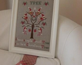 Schema    CHRISTMAS TREE - Formato cartaceo o PDF