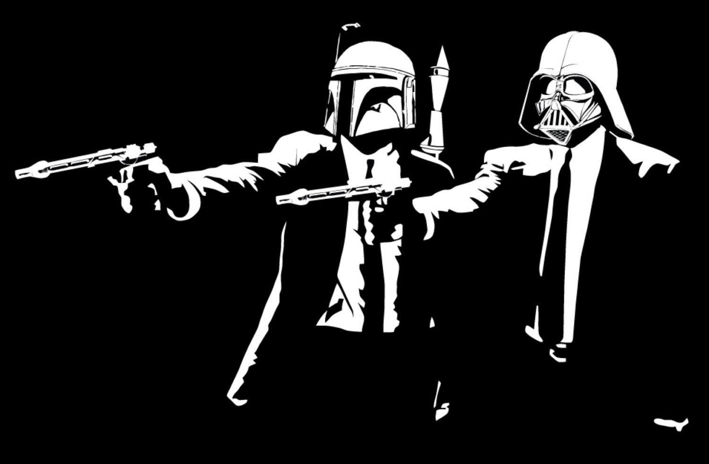 Star Wars White Boba Fett Star Wars Darth Vader Boba