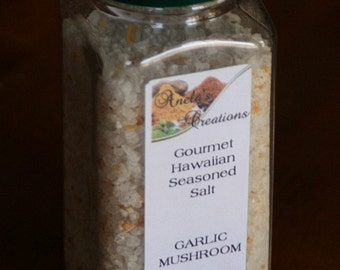 Gourmet Hawaiian Seasoned Salt, 4.5 oz bottles