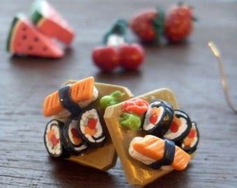 Foods & Fruits Earrings