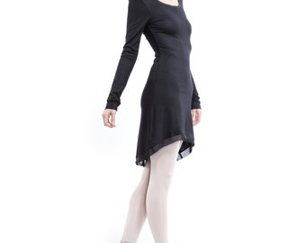 "DRESS BLACK ""SWING"""