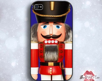 Nutcracker Christmas  - iPhone 4/4S 5/5S/5C/6/6+ and now iPhone 7 cases!! And Samsung Galaxy S3/S4/S5/S6/S7