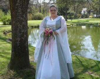 historical wedding gown size 18 2022 24 2628