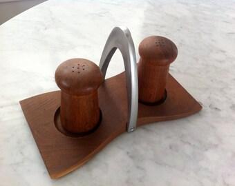 Danish Modern Salt & Pepper Shaker