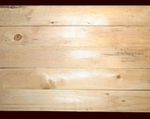 """DIY unpainted pallet sign: size- (H)17"""" x (W) 20"""" (12 Available)"""
