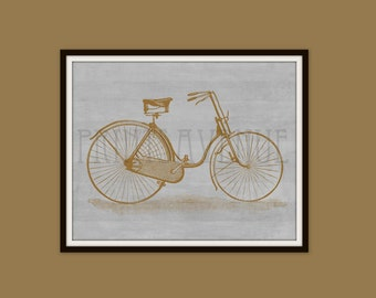 Bicycle Wall Art life is a beautiful ride quote bicycle art print his and