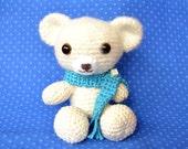 Teddy bear amigurumi...