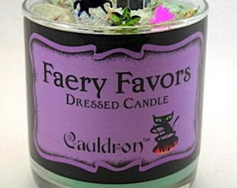 Faery Scented Jar Candle