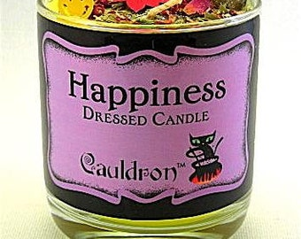 Happiness Scented Jar Candle