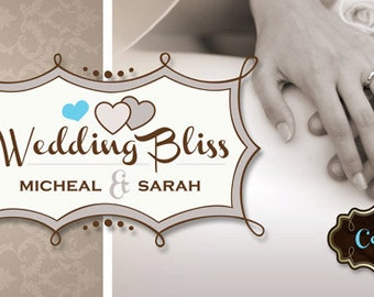 Married Bliss Just Married Banner