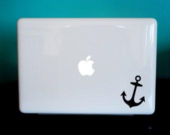 3 x 4 Anchor Laptop, iPad, Car Vinyl Decal
