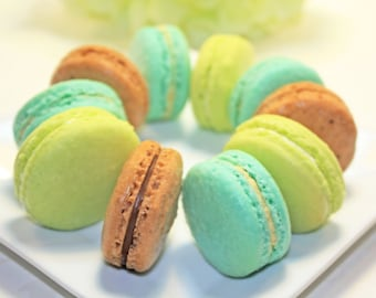 Gourmet French Macaron - 5 dozens of 10 flavors