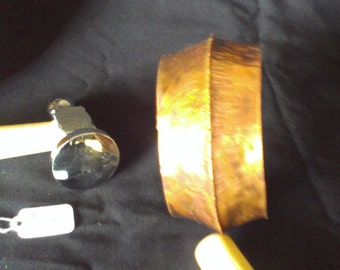 Copper Fold formed Cuff