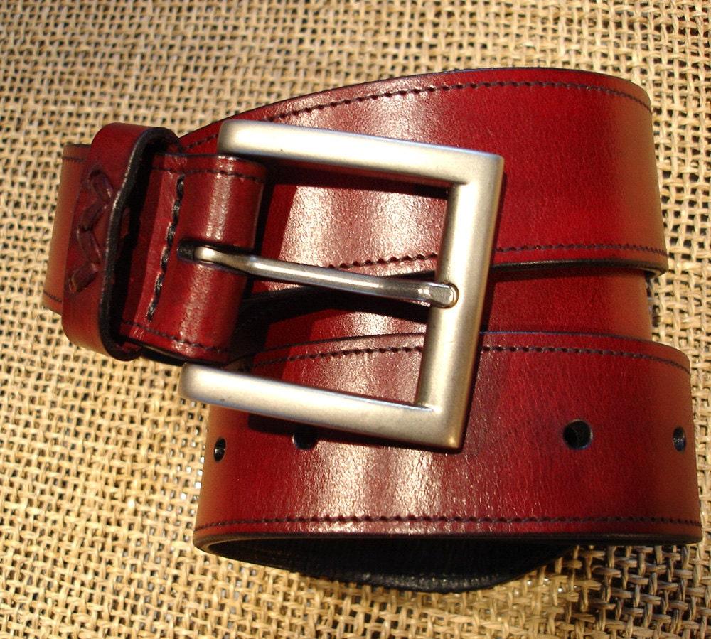 leather handmade belt leather belt belt handmade belt