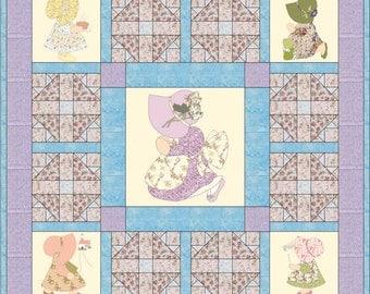 Sunbonnet Sue Easter Sunday Quilt Pattern