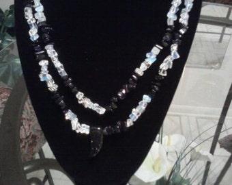 healing stones necklace