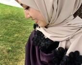 Plum Chic Hijab - Asfurah