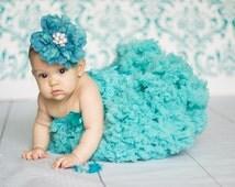 Girls tutus, Baby Girls, PREMIUM, PEACOCK, teal, aqua, turquoise, pettiskirt, tutu, tutu dress, Dolphins, petticoat, Birthday outfit