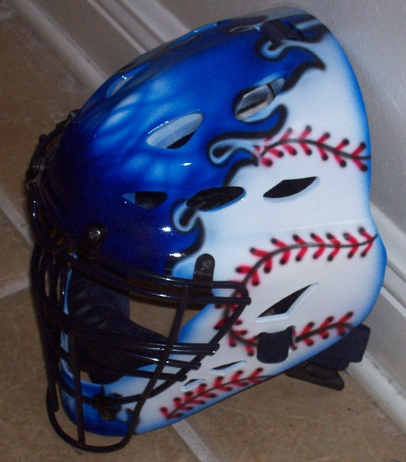 Can You Paint Catchers Gear