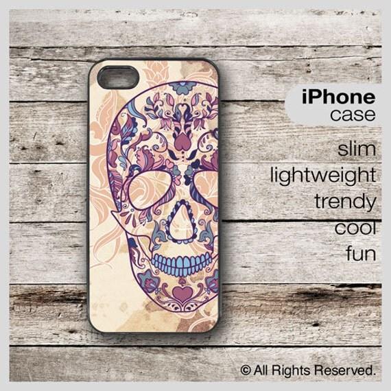 Skull Art 12 - iPhone 6, 6+, 5 5S, 5C, 4 4S, Samsung Galaxy S3, S4