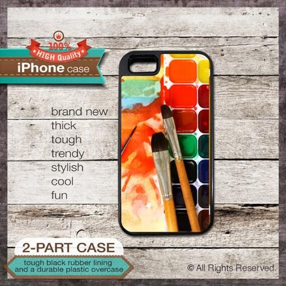 Watercolor design iPhone Case 144