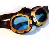 Vi Cosplay Goggles League of Legends Steampunk