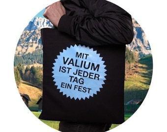 Valium - jute bag
